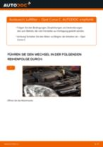 Luftfilter selber wechseln: Opel Corsa C - Austauschanleitung