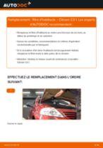 Revue technique CITROËN C2 pdf gratuit