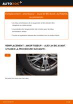 Comment changer Silent bloc barre anti roulis Renault Scenic 3 - manuel en ligne