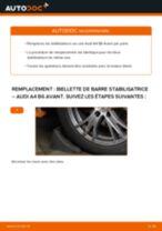Apprenez à résoudre le problème avec Biellette De Barre Stabilisatrice arrière et avant AUDI