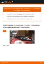 Come cambiare olio motore e filtro su Citroen C3 1 - Guida alla sostituzione