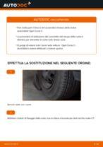 Come cambiare cuscinetto ruota della parte anteriore su Opel Corsa C - Guida alla sostituzione