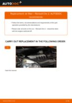 How to change Silent blocks on Ford Kuga Mk2 - manual online