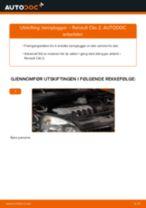 Slik bytter du tennplugger på en Renault Clio 2 – veiledning