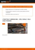DIY-manual for utskifting av Alarmkontakt Bremsebeleggslitasje i BMW X5 2020