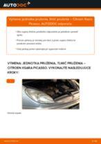 OPEL Drżiak ulożenia stabilizátora vymeniť vlastnými rukami - online návody pdf