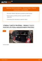 Online návod, ako svojpomocne vymeniť Ulożenie na aute Passat 3B6