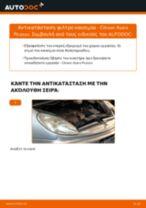 Εγχειρίδιο PDF στη συντήρηση BERLINGO