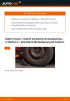 Manual DIY sobre como substituir o Maxilas De Travão De Mão no RENAULT MEGANE 2020