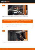 Cum să schimbați: stergatoare parbriz din față la Citroen Xsara Picasso | Ghid de înlocuire