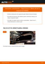 Cum să schimbați: amortizoare din spate la Opel Corsa C   Ghid de înlocuire
