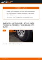 Wie Bremshalter hinten links rechts beim MAZDA 616 wechseln - Handbuch online