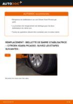 Notre guide PDF gratuit vous aidera à résoudre vos problèmes de CITROËN Citroën Xsara Picasso 1.6 HDi Bras de Suspension