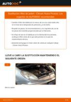 Tutorial paso a paso en PDF sobre el cambio de Pastillas De Freno en BMW F22