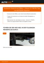 Wie Thermostat Kühlmittel beim Bmw E10 Cabrio wechseln - Handbuch online