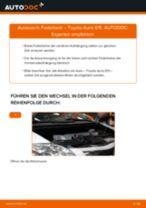 OPEL CASCADA Zahnriemen und Wasserpumpe: Online-Handbuch zum Selbstwechsel