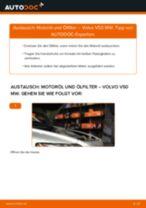 VOLVO V50 Handbuch zur Fehlerbehebung
