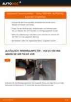 MANN-FILTER CUK 2855 für V50 (545) | PDF Handbuch zum Wechsel
