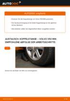 VOLVO V50 (MW) Stabistange: Kostenfreies Online-Tutorial zum Austausch