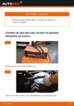 Scheibenwischer auswechseln CITROËN C1: Werkstatthandbuch