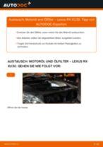 MERCEDES-BENZ GL Reparaturanweisung Schritt-für-Schritt
