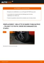 Manuel en ligne pour changer vous-même de Kit mâchoires de frein sur Audi A4 B6