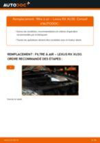 Tutoriel PDF étape par étape sur le changement de Ressort d'Amortisseur sur SKODA Kamiq (NW4)