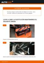 Reemplazar Cable de accionamiento freno de estacionamiento LEXUS RX: pdf gratis