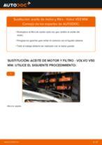 Cambio Manguito de Admisión del Motor Audi A3 8va: guía pdf