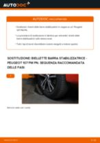 Le raccomandazioni dei meccanici delle auto sulla sostituzione di Pastiglie Freno PEUGEOT Peugeot 107 PM 1.4 HDi