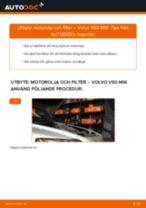 MANN-FILTER HU 819 x för V50 (545) | PDF instruktioner för utbyte