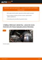 Jak vyměnit Závitová Zátka Olejová Vana SKODA udělej si sám - online návody pdf