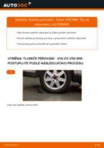 Manuální PDF pro údržbu V50