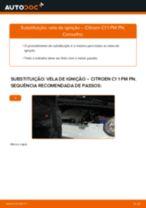 Manual online sobre a substituição de Polia de desvio / de guia, correia dentada em Opel Vectra B Carrinha