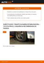 Recomendações do mecânico de automóveis sobre a substituição de TOYOTA Toyota Prius 2 1.5 Hybrid (NHW2_) Rolamento da Roda