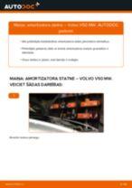 VOLVO V50 lietotāja rokasgrāmata