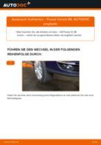 Anleitung: VW Passat 3C B6 Variant Keilriemen wechseln