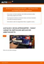 Land Rover Defender Pritsche Getriebelagerung wechseln Anleitung pdf