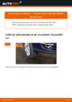 Hoe multiriem vervangen bij een VW Passat 3C B6 Variant – Leidraad voor bij het vervangen
