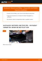 Motoröl und Ölfilter selber wechseln: VW Passat 3C B6 Variant - Austauschanleitung