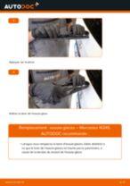 Découvrez ce qui ne va pas avec votre MERCEDES-BENZ GLK à l'aide de nos manuels d'atelier