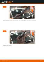 Notre guide PDF gratuit vous aidera à résoudre vos problèmes de MERCEDES-BENZ Mercedes W245 B 200 CDI 2.0 (245.208) Essuie-Glaces