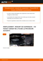 Changer Module-egr SEAT à domicile - manuel pdf en ligne