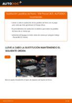 PDF manual sobre mantenimiento CITROËN TRACTION AVANT 1951