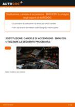 Come cambiare candele di accensione su BMW E39 - Guida alla sostituzione