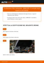 Come cambiare filtro carburante su BMW E39 - Guida alla sostituzione