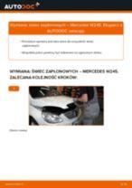 Jak wymienić świece zapłonowe w Mercedes W245 - poradnik naprawy