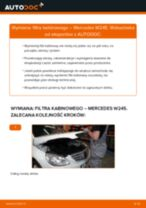 Jak wymienić filtr kabinowy w Mercedes W245 - poradnik naprawy