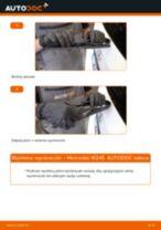 Poradnik krok po kroku w formacie PDF na temat tego, jak wymienić Poduszka Amortyzatora w Opel Meriva x03