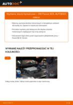 Jak wymienić klocki hamulcowe tył w VW Passat 3C B6 Variant - poradnik naprawy
